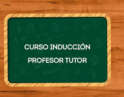 Curso virtual profesor tutor.