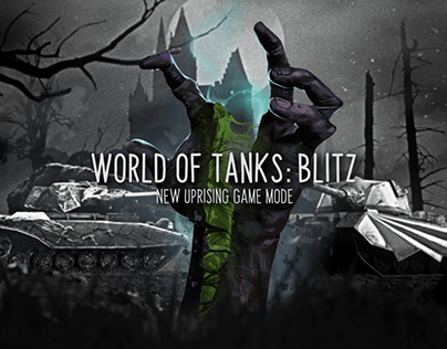 World of Tanks: Blitz Uprising Game Mod Trailer