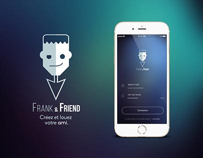 Frank&Friend   Concept App Mobile