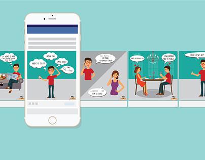 Hunger Mafia : Social Media Ads