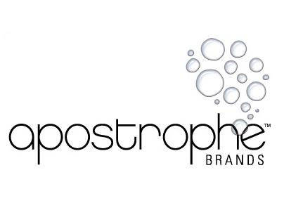 Apostrophe Brands Branding