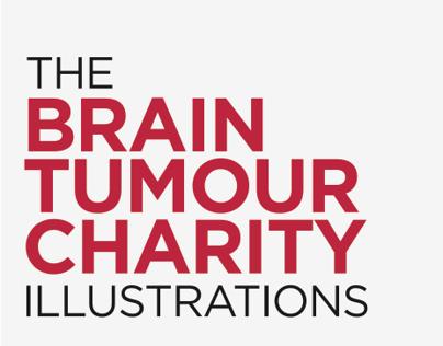 The Brain Tumour Charity - Icon Illustrations
