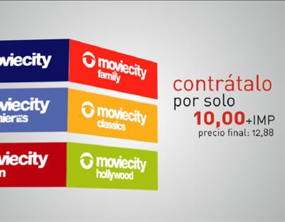 ClaroTV - cambio de imagen movie city