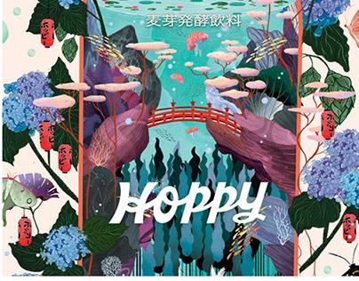 Hoppy Art Land