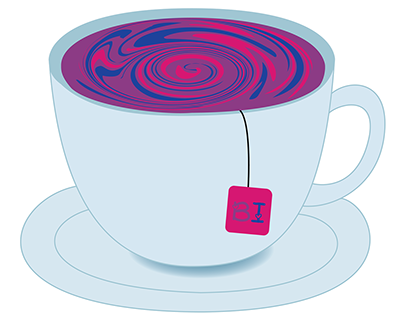 A Cute Cup of Bisexuali-TEA
