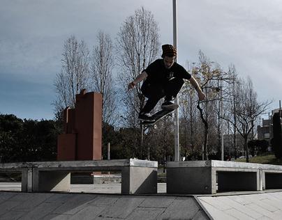 Skate Xavi Zamora
