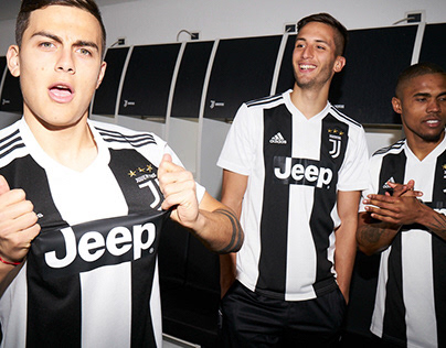 Juventus Home Kit - Visuals