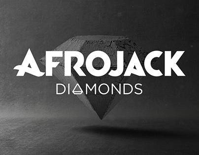 Afrojack Diamonds - cover
