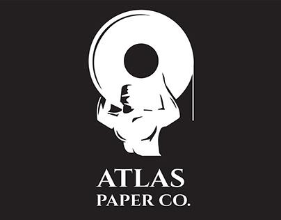 ATLAS PAPER COMPANY LOGO