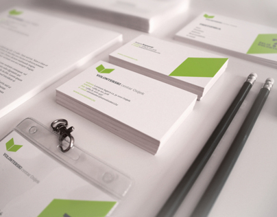 Volunteer Center Osijek - Branding Identity System