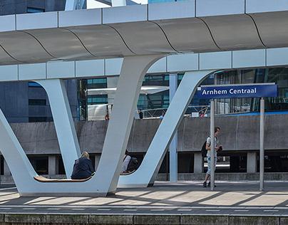 Station Arnhem Centraal, 2018