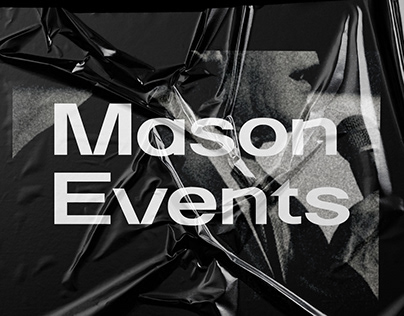 MasonEvents Co.Ltd Rebranding