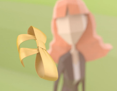 Yellow Ribbon - 3D Commercial
