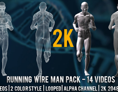 Running Wire Man Pack