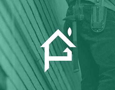 Pitzus Group Costruzioni - Logo & Brand Identity Design