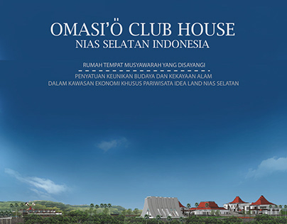 Omasi'o Club House South Nias - North Sumatera