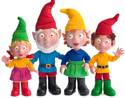 Gnorman the Gnome (Igloo Books)
