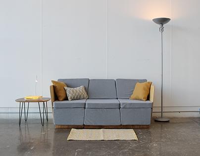 Kipp Sofa/Table