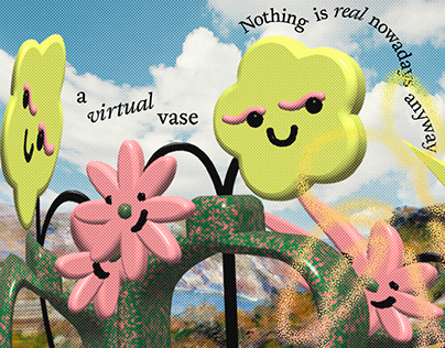 Virtual Vase