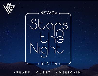 USA - Stars the Night