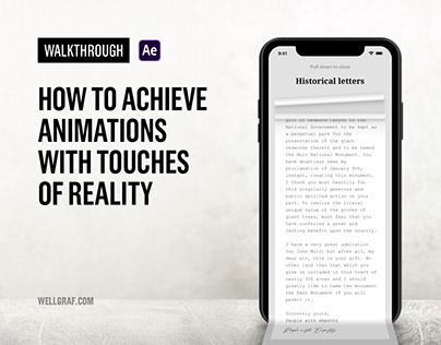 Tutorial - How to Achieve Animations with Realism