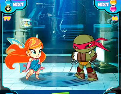 Game: Super Mini Puzzle Heroes