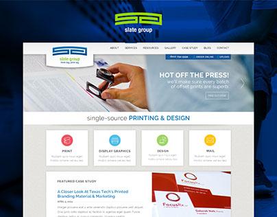 Slate Group Website