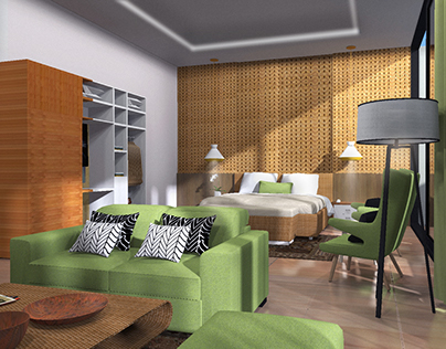 Interior Design Of Lembang Resort By: Pfarrachman