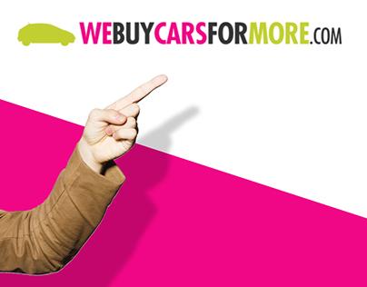 We Buy Cars For More social media marketing