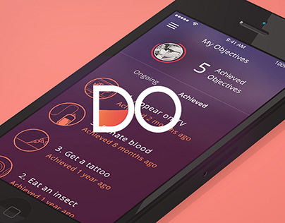 DO | APP Concept & Design