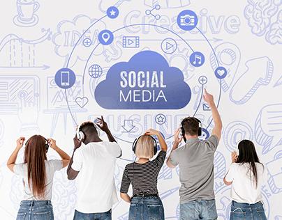 Social Media Posts Collection Facebook & Instagram (3)