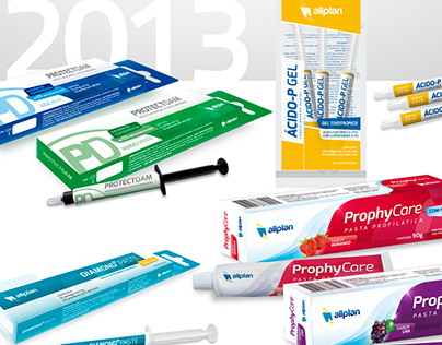 Packaging design - dental industry