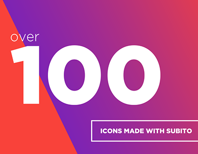 Over 100 Icons