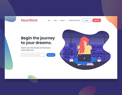 NewWork - Job Site