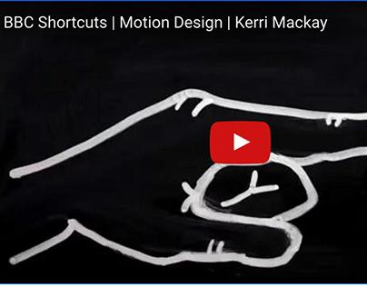 Motion Design BBC Shortcuts