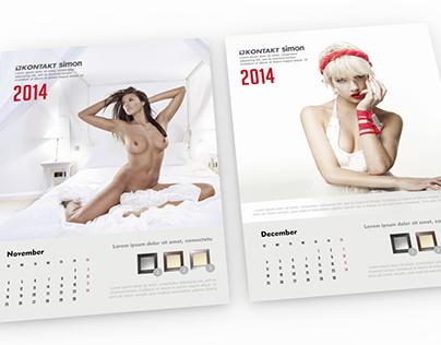 Kontakt Simon Calendary