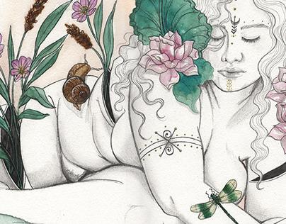 Hierophanies: Eternal Feminine, Eternal Change