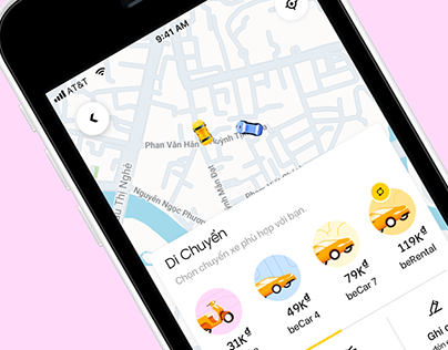 be | Ride Hailing