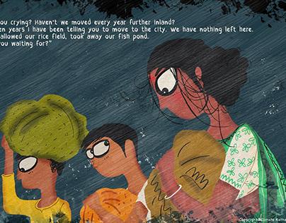 Climate Katha Graphic Novel