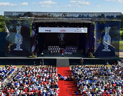 The 2017 Solheim Cup