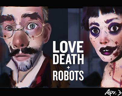 love,death,robots