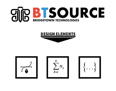 Portfolio Page Design Elements