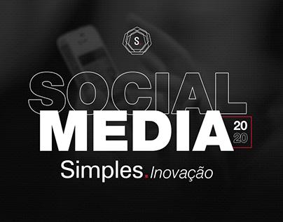 Social Media 2020 - Simples. Inovação