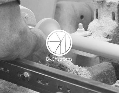 By.Enströms / Brand Identity