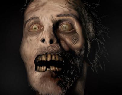 Walking Dead - Poster Concept 1