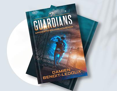 Damien Benoit-Ledoux book cover design