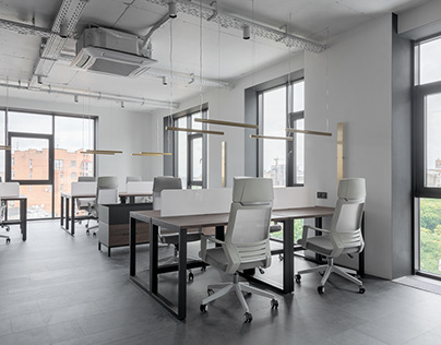 Luxury office in the centrum of the Kyiv