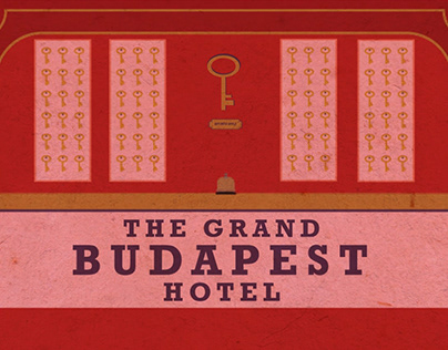 Title Transformations - The Grand Budapest Hotel