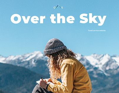 Travel service Over the Sky