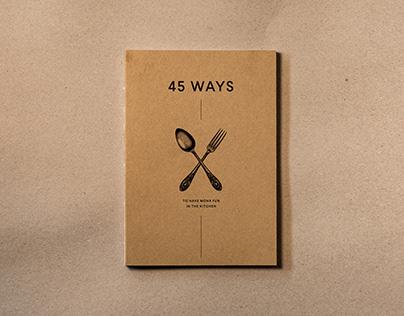 45 Ways   Book